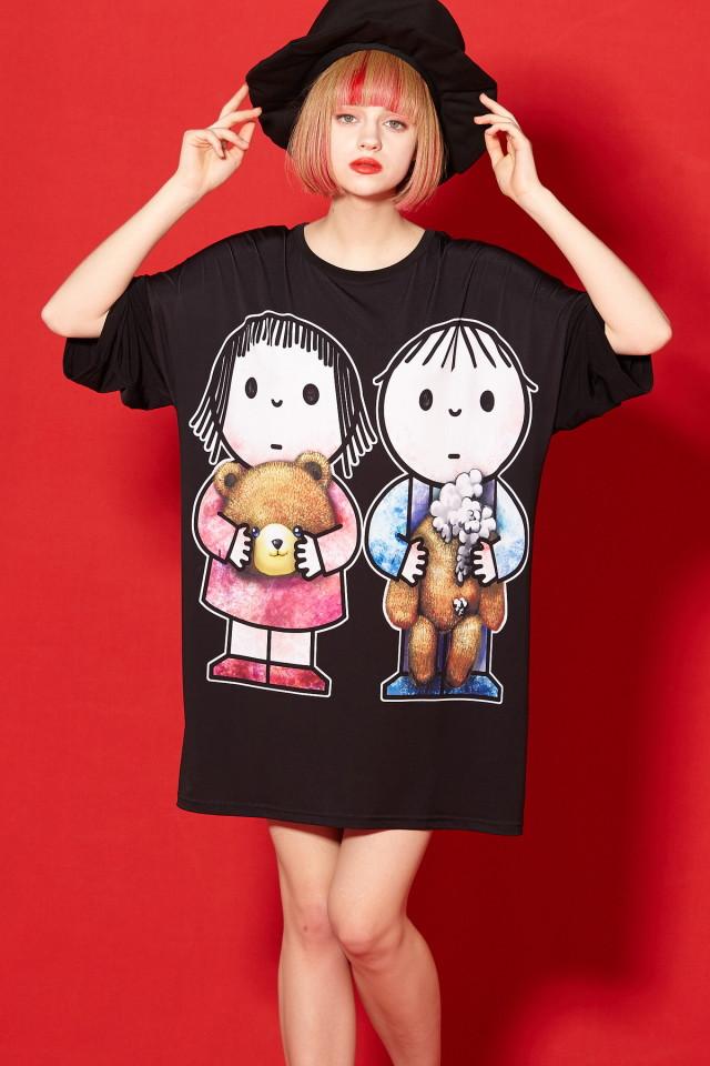 ギルティラブTシャツ -メガビッグ-